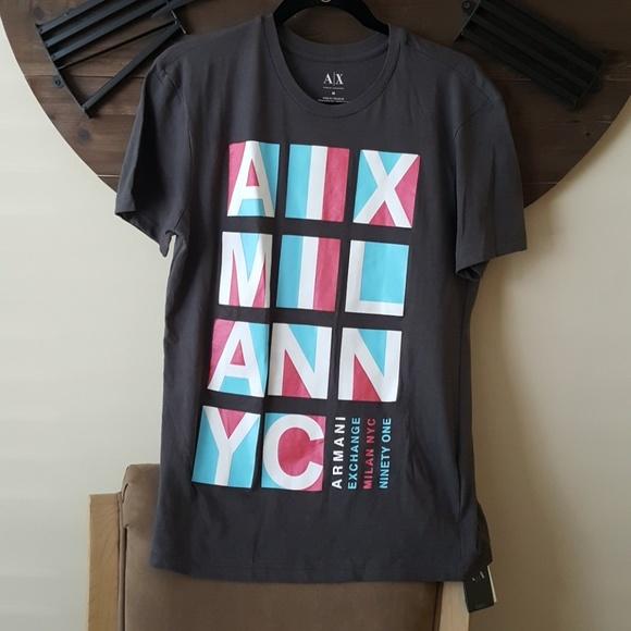 0d029a51 Armani Exchange Shirts   Mens Tshirt Nwt   Poshmark
